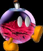 1.Inky Bob-Omb