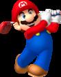 89px-Mario Artwork - Mario Golf World Tour