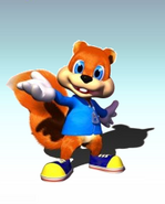 Conker smash bros