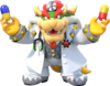 Dr. Bowser - Dr. Mario World