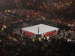 ECW Ring by rtbooker18