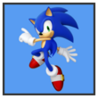 JSSB character preview icon - Sonic