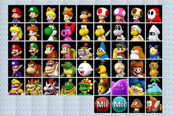 Mario Kart 8 Wii U Beta Elements Fantendo Nintendo Fanon Wiki