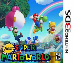 New Super Mario World (Moon Studios version)