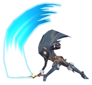 1.6.Lucina swinging her sword 2