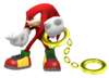 2.Knuckles with Ring Chain