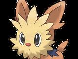 Pokémon Citrine and Olivine Versions/Flevore Pokédex