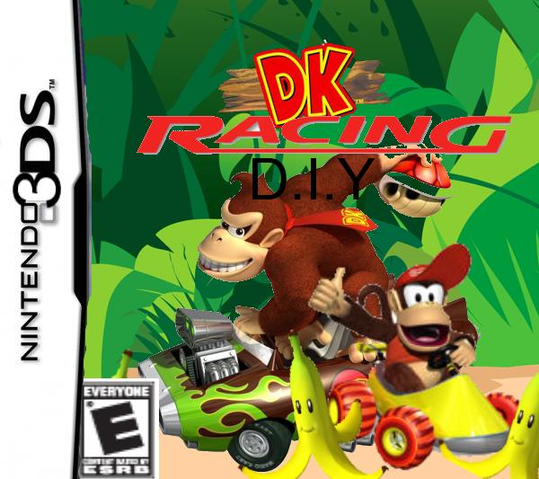 Donkey Kong Kart Diy Fantendo Nintendo Fanon Wiki Fandom