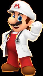 Dr. Fire Mario