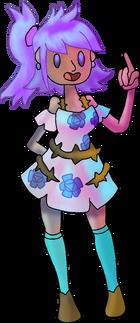 SyinaraWyneColdBlood Costume 2