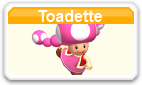 Toadette MSMWU