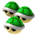 TripleGreenShells