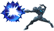 4.3.Dark Samus shooting forward