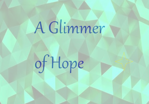 A Glimmer of Hope Logo