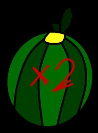 Double Melon