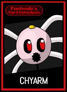 FCC Chyarm Card