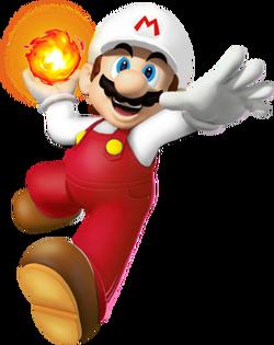 Fire Mario SMW3D