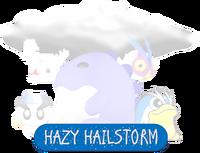 Hazy Hailstorm