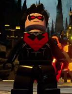 Nightwing (Lego Batman 4)