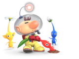 Average Super Smash Bros./Characters from Pikmin Series