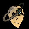 Saturn Mask