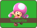 Toadette SP