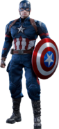 Captain America (Multiverse mash-Up)