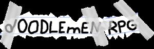 Doodlemen RPG Logo