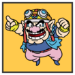 JSSB character preview icon - Wario