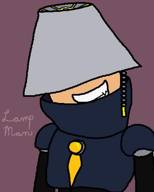 Lamp Man