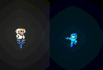 Mega Man Virus art