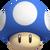 Mini Mushroom Spirit Icon SSBE