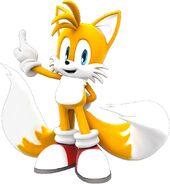 Tails S3D