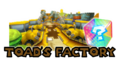Toad's Factory MKG