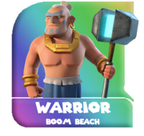 Warrior ssbp