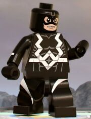 Black Bolt (Lego Batman 4)