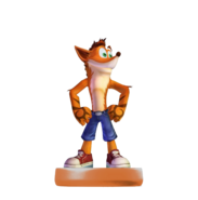 Crash Amiibo