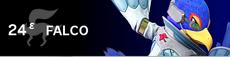 Falco banner