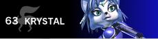 Krystal banner