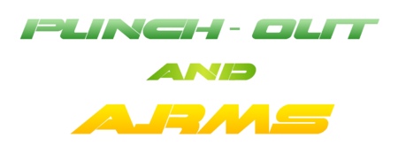 Punch-Out!! & ARMS Logo