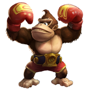 Punch-Out Donkey Kong OSSB