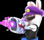 SB2 Rabbid Mario recolor 6