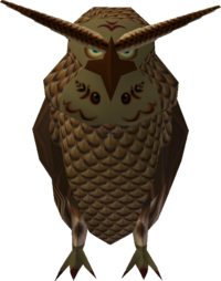 Spoiler Owl