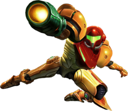 This one - Samus