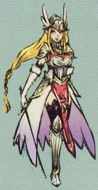 Valkyrie Zelda