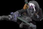 0.5.Dark Link Kicking