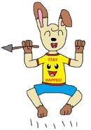 Bob Bunny yeah