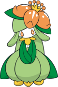 Lilligant Dream