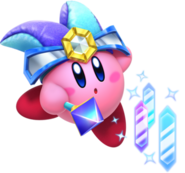 Mirror Kirby Kirby the Fighters 2