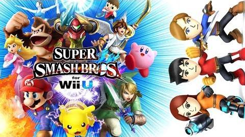 Smash Tour Map (Super Smash Bros